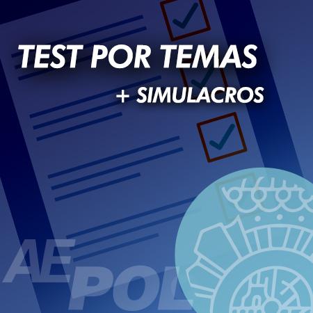 curso test simulacros policia nacional